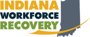 Indiana Workforce Recovery Logo