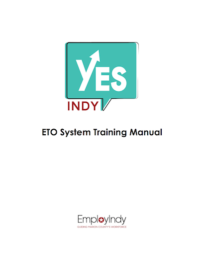 YES Indy - ETO System Training Manual