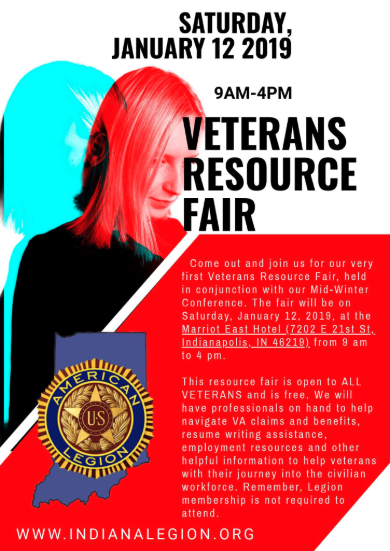 Veterans Resource Fairemployindy