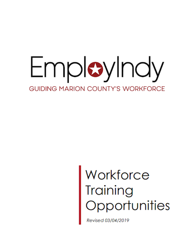 Workforce Training Opportunities